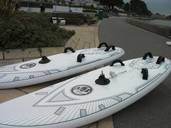 Brand new RRD Evolution windsurf boards