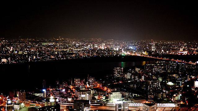 關西行-大阪篇 DAY 1 圖多 (GF1)