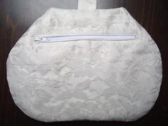 CK purse back