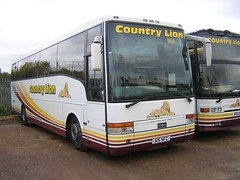 Country Lion A15 NFC (quicksilver coaches) Tags: volvo northampton vanhool alizee b10m countrylion a15nfc