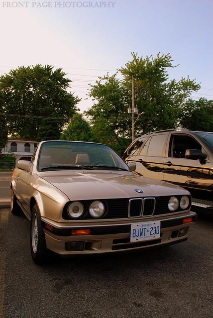 BMW E30 325 Cabriolet