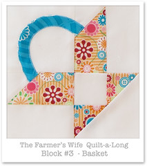 Farmer's Wife Quilt-a-Long - Block 3