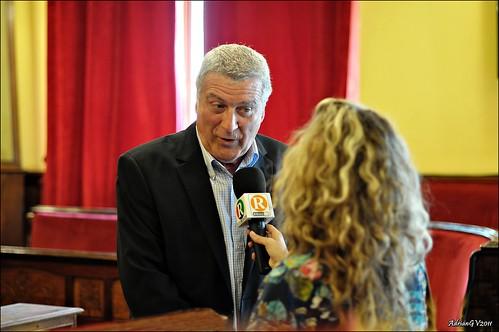 L'entrevista amb el nou alcalde by ADRIANGV2009