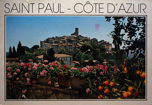 Saint Paul - Côte d'Azur