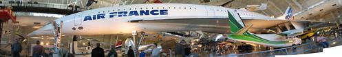 Udvar-Hazy Concorde Panorama