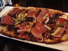 Figs - prosciutto and fig pizza (poco-cocoa) Tags: new england boston figs