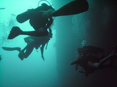 PICT0036 (JoseQ) Tags: blue mar hole great tiburones buceo caribe submarinismo tiburón