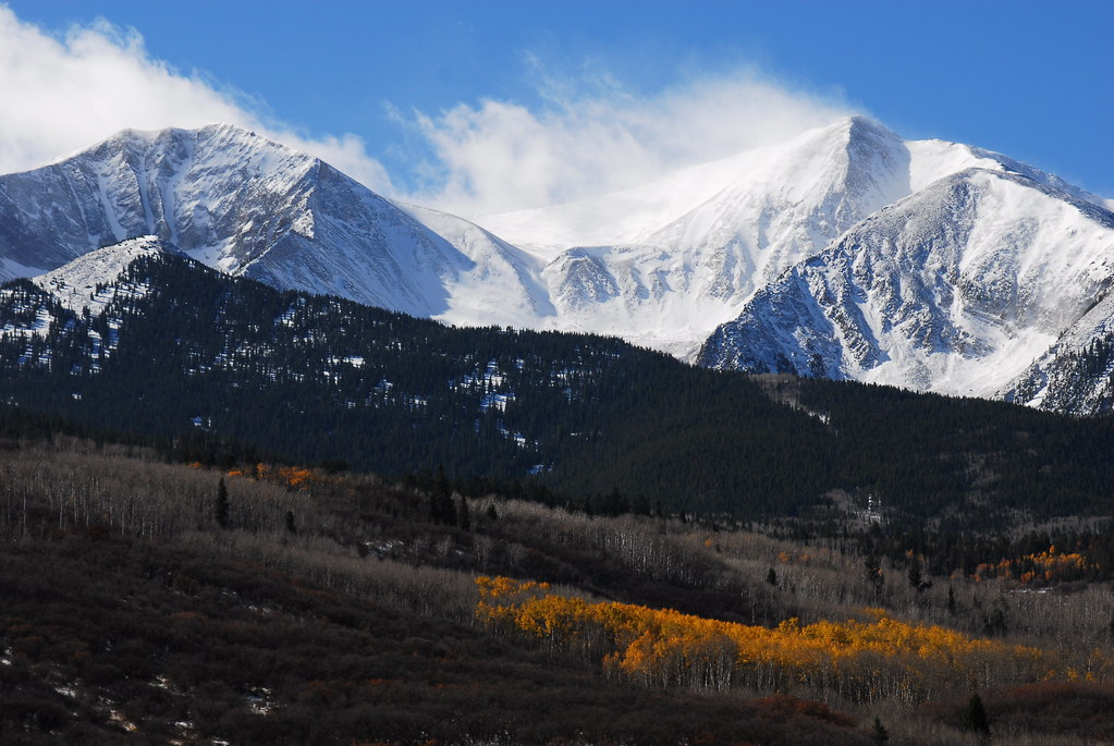 Mount Sopris Massif...Elk Mountains