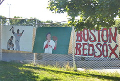 Boston Red Sox billboards