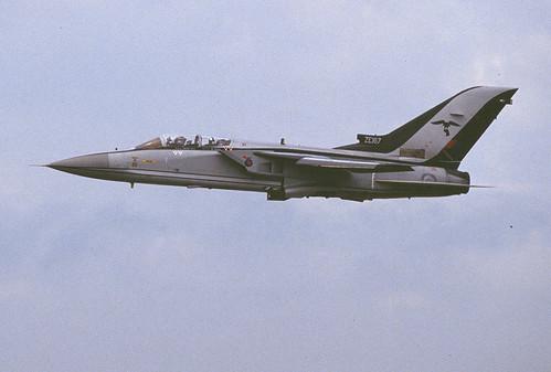 F.3 ZE167 25Sqdn spcl St Athan 280691