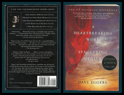 A Heartbreaking Work of Staggering Genius - Dave Eggers