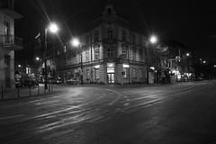 Kraków photoexploring by night