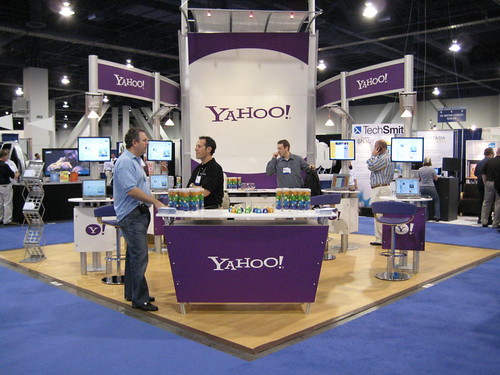 Blogworld Expo Yahoo Display