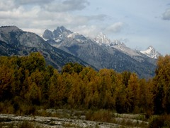 Tetons get a dusting (lovethemtns) Tags: mountains tetons grandtetonnationalpark