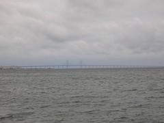Oresund Bridge (kevincrumbs) Tags: bridge malm resund resund resundsbron resundsbron resundsbroen oresundbridge oresundlink resundsforbindelsen resundsfrbindelsen