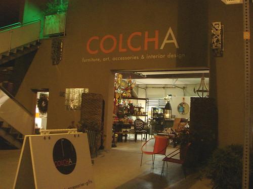 Colcha's New Home