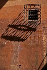 The sense of a Shadow. (Biaph) Tags: shadow rome roma santabarbara flickr ombra vaticano depechemode grating luce freestate grata biaph barbaraabate iosonoantifascista biaph barbaraabate