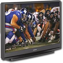 "Samsung - 61"" 1080p Slim-Depth DLP HDTV"