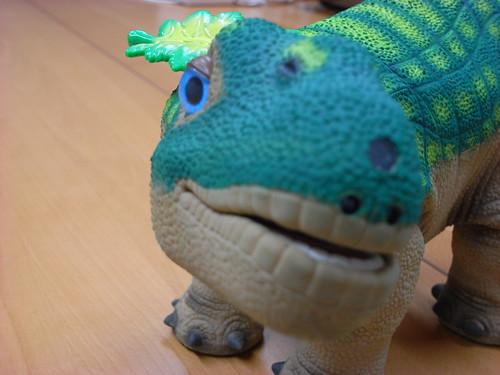 可愛的Pleo