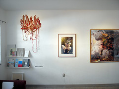 Room 105. (fette's gallery) Tags: florida miami books artfair jasperdebeijer aquaartfair aquahotel room105 fettesgallery sandrinepelletier