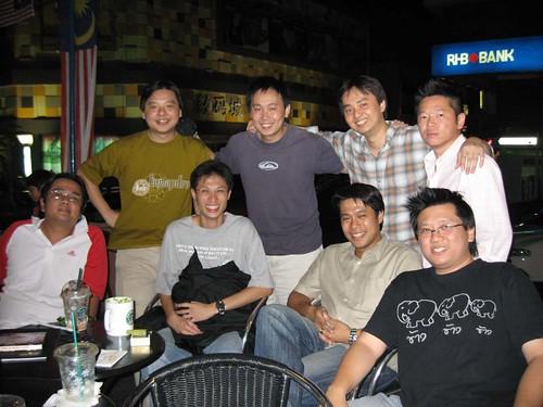 BBBSS class of 1994 reunion