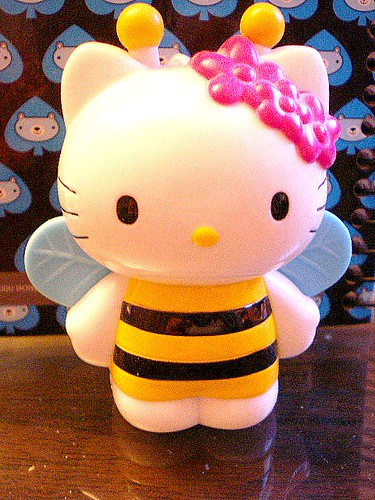 365 toy project - Day 57 ~ Hello Kitty by Yukihana~.