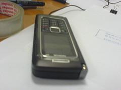 Raghu's Nokia E90