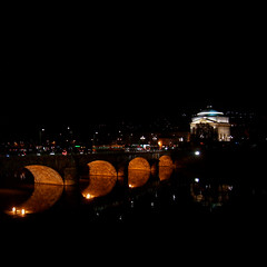 Notturno torinese (Isco72) Tags: bridge italy water night dark torino lights bravo italia ponte reflected piemonte luci acqua reflexions turin riflessi piedmont notte italians buio worldwidepanorama fpc fiumepo lucinotturne flickrsbest totalphoto perfectangle platinumphoto aplusphoto colorsofthenight wowiekazowie diamondclassphotographer visitpiedmont megashot brillianteyejewel isco72 francescopallante