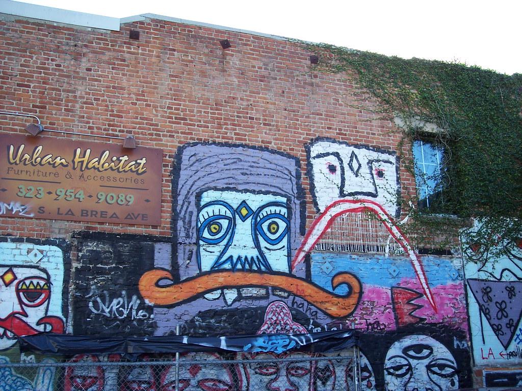 LOS ANGELES 12.26.07 (GAMMA3828) Tags: california girls streetart sex asian  graffiti