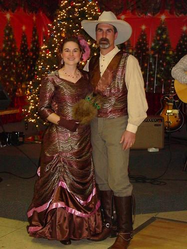 Lily Orleans Mason & Johnny Bayou