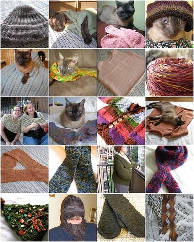 Knitting 2007