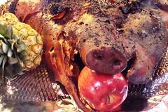Christmas Pig Roast