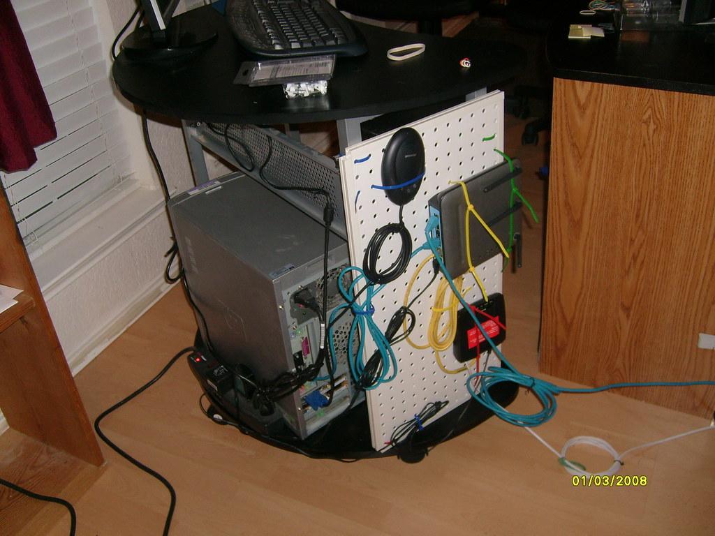 Cable Orginization