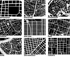 Image from Urban fabric/form comparison: Spacing Toronto