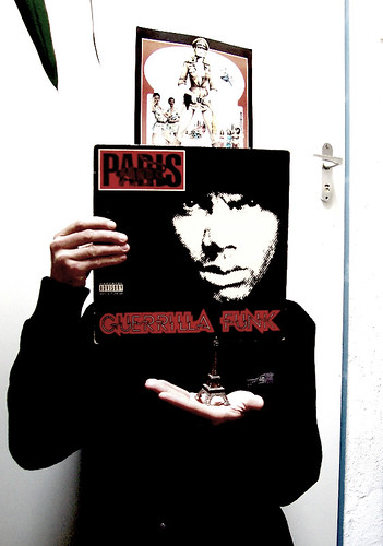 AmsterS@m The Sleeveface - Paris, The City Of Love