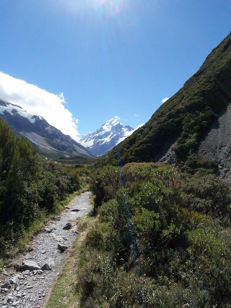New Zealand: Mt Cook/Aoraki Hike
