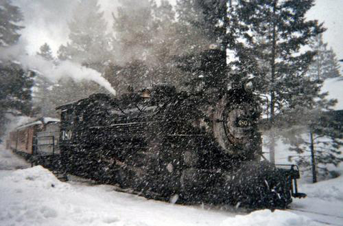 Durango_and_Silverton_Narrow_Gauge_train