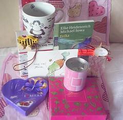 Geschenkpaket von Eva
