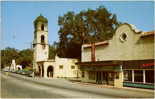 The Ojai, Ojai CA, 1954
