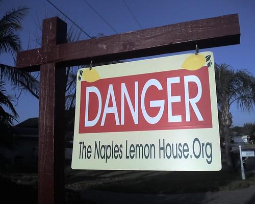 The Naples Lemon House