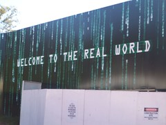 """Welcome To The Real World, eh?"" (jonisanowl) Tags: world matrix movie real gold coast ride australia to welcome the"