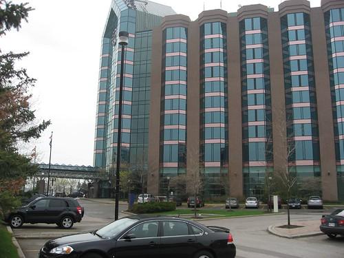 Hilton Suites in Markham, Canada