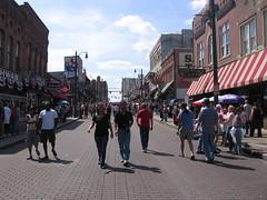 Beale Street Walk