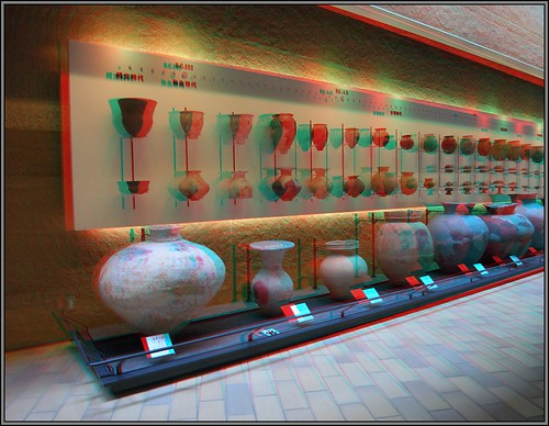 3D兵庫県立考古博物館-anaglyph-Hyogo Prefectual Museum of Archaeology-R0012609
