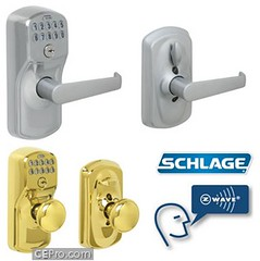 Z-Wave Web-Enabled Door Lock