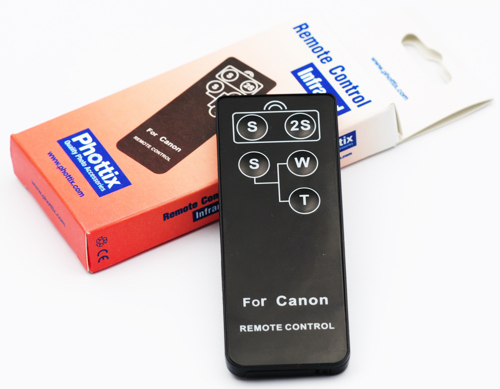 Review: Phottix IR remote for Canon XSi _ 450D