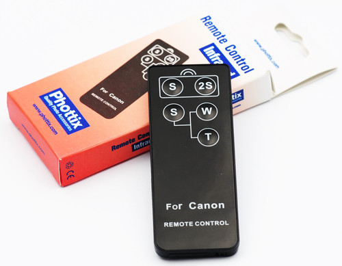 Review: Phottix IR remote for Canon XSi / 450D