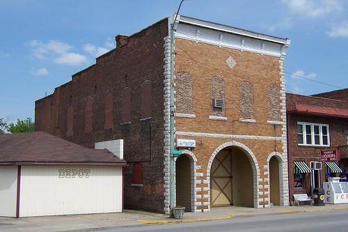 Osgood firehouse