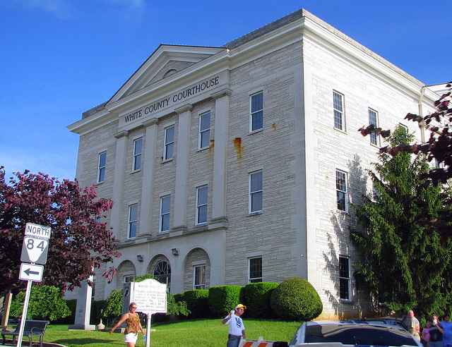 White County Courthouse