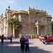 Ain Shams admin building - Egypt Study Abroad